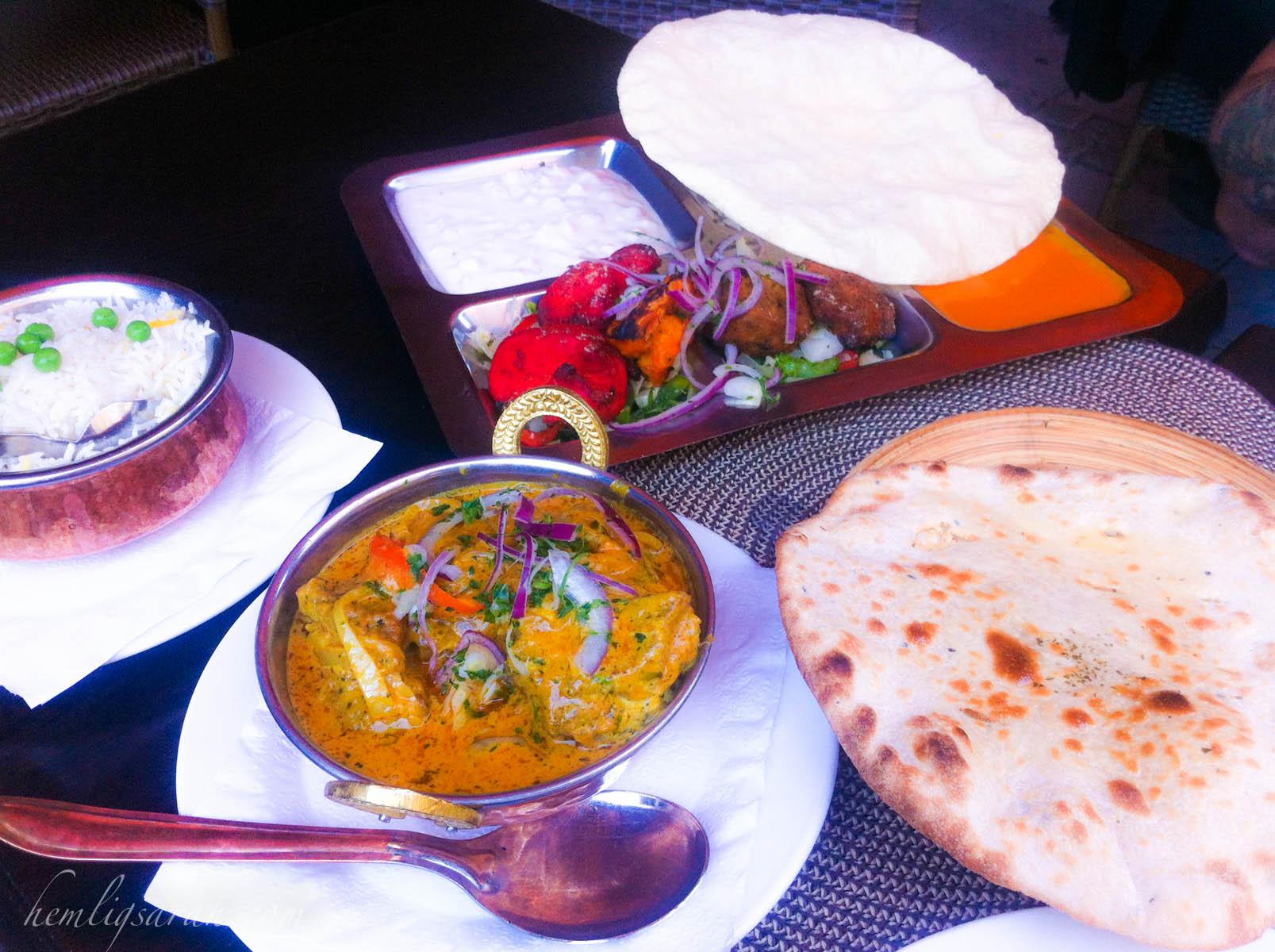 indisk restaurang linköping